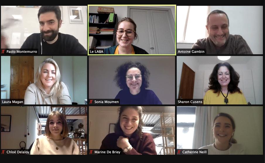 Transnational Meeting Online overviews the activities